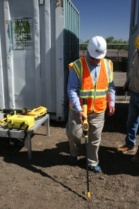 Bob Tyner Line Locator Training Class